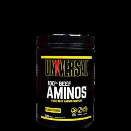 Universal Nutrition, 100% Beef Aminos, 200 Tabletten