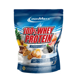 IronMaxx, 100% Whey Protein, 2350g Beutel