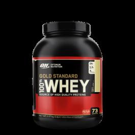 Optimum Nutrition, 100% Whey Gold Standard, 2273g