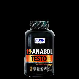 USN, 19-Anabol Testo, 45 Kapseln