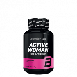 BioTech, Active Woman, 60 Tabletten