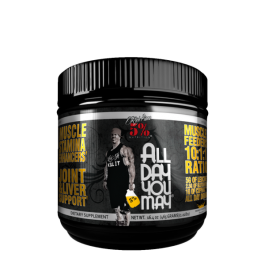 Rich Piana 5% Nutrition, All Day You May, 465g