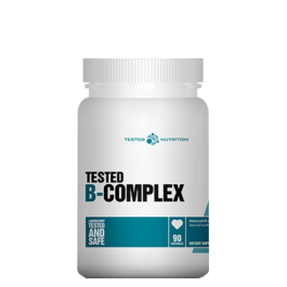 Tested Nutrition, B-Complex, 90 Kapsel