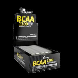 Olimp, BCAA Mega Caps, 900 Kapseln