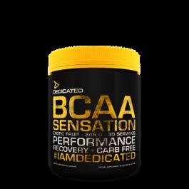 Dedicated, BCAA Sensation V.2, 345g