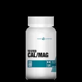 Tested Nutrition, Calcium & Magnesium, 120 Tabletten