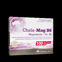 Olimp, Chela Mag B6, 30 Kapseln