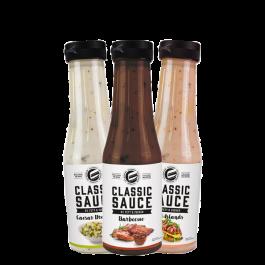 Got7 Nutrition, Classic 0kcal Sauce, 350ml
