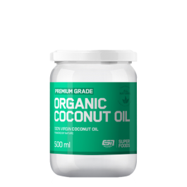 ESN, Organic Coconut Oil, 500ml