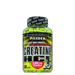 Weider, Creatin HCL, 150 Kapseln