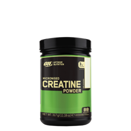 Optimum Nutrition, Micronized Creatin Powder, 317g