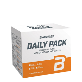 BioTech, Daily Pack, 30 Portionen