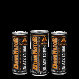 Olimp, Dominator Strong Energy Drink, 24 x 250ml