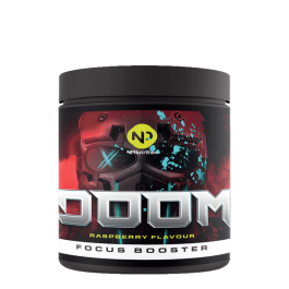NP Nutrition, DOOM Focus Booster, 300g