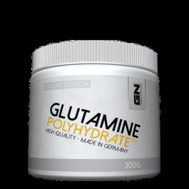 GN, Glutamine Polyhydrate, 300g