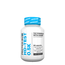 Protein.Buzz, HD-Test 0,5K, 90 Kapseln