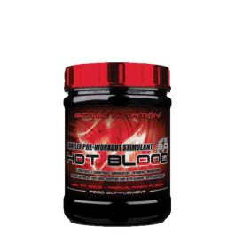Scitec Nutrition, Hot Blood 3.0, 300g