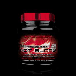 Scitec Nutrition, Hot Blood 3.0, 820g