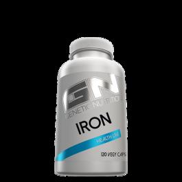 GN, Iron / Eisen, 120 Kapseln
