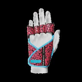 Chiba, Lady Motivation Glove -Pink / Türkis