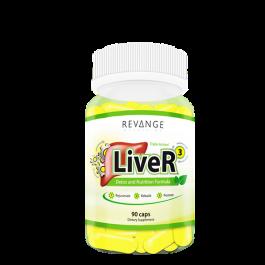 Revange Nutrition, Liver3, 90 Kapseln