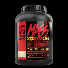 Mutant, Mass XXXtreme 2500, 3180g
