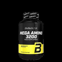 BioTech, Mega Amino 3200, 100 Tabletten