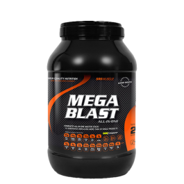 SRS Muscle, Mega Blast, 1900g
