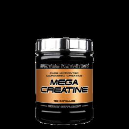 Scitec Nutrition, Mega Creatine, 150 Kapseln
