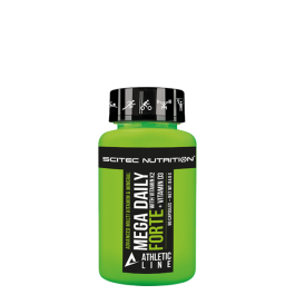 Scitec Nutrition, Mega Daily Forte, 90 Kapseln