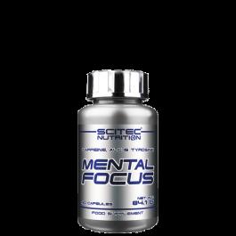 Scitec Nutrition, Mental Focus, 90 Kapseln