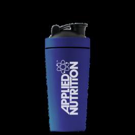 Applied Nutrition, Metall Shaker Blau, 750ml