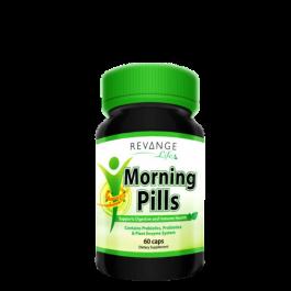 Revange Nutrition, Morning Pills, 60 Kapseln