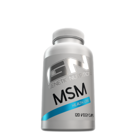 GN, MSM - Methylsulfonylmethan, 120 Kapseln