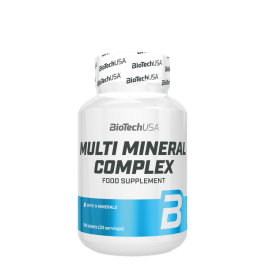 BioTech, Multi Mineral Complex, 100 Tabletten