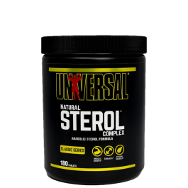 Universal Nutrition, Natural Sterol Complex, 180 Tabletten