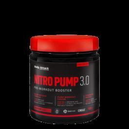 Body Attack, Nitro Pump 3.0, 400g
