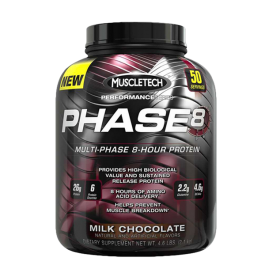 MuscleTech, Phase 8 / Protein, 2100g