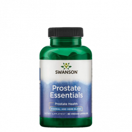 Swanson, Prostata Essentials, 90 Kapseln