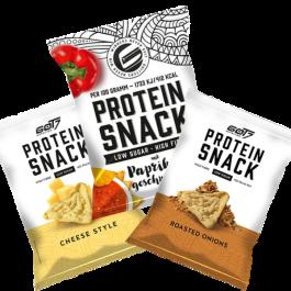Got7 Nutrition, Protein Nacho Snacks, 50g