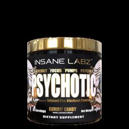 Insane Labz, Psychotic Gold, 204g