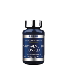 Scitec Nutrition, Saw Palmetto Complex, 60 Kapseln