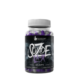 Blackline Supplements, Suizide LA-X Fatburner, 60 Kapseln