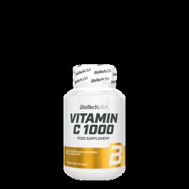 BioTech, Vitamin C 1000, 30 Tabletten