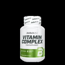 BioTech, Vitamin Complex, 60 Tabletten