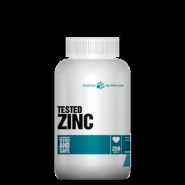 Tested Nutrition, Zinc, 250 Tabletten
