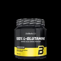 BioTech, L-Glutamin, 500g