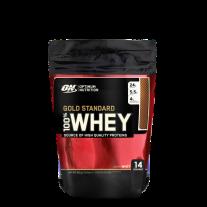 Optimum Nutrition, 100% Whey Gold Standard, 450g