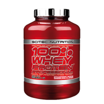 Scitec Nutrition, 100% Whey Professional, 2350g