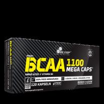 Olimp, BCAA Mega Caps 1100, 120 Kapseln